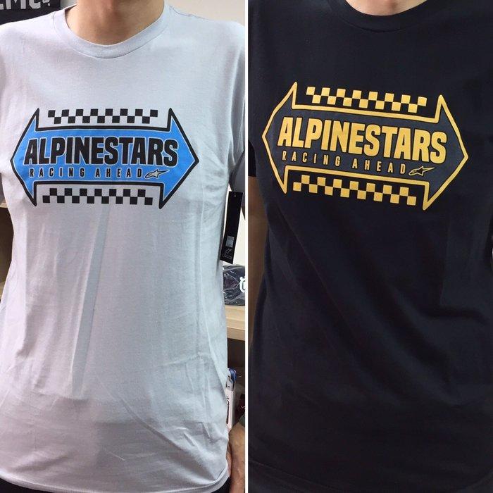 [阿菊潮流工作室] Alpinestars Black Opposite T-Shirt 黑色 灰色 任您挑選[免運費]