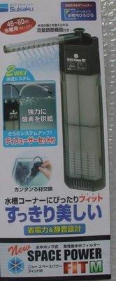 {台中水族} 日本SUISAKU --滴流式內置過濾器/含濾材--M 特價