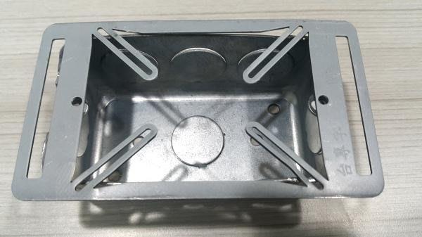 DIY水電材料 斷耳修補片 開關插座蓋板螺絲固定孔年久斷裂 無法固定 1片搞定 尺寸與蓋板相符