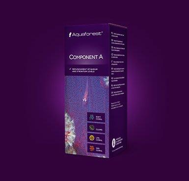 ◎ 水族之森 ◎ 波蘭 Aquaforest ® Component A+B+C 200ml