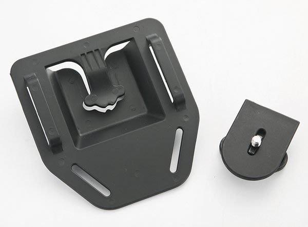 呈現攝影-專業相機腰帶扣、閃燈腰帶扣、強化塑料 腰扣 快速扣至腰間上、新的選擇