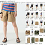 BEAMS BOY GRAMICCI / WOMENS SHORTS