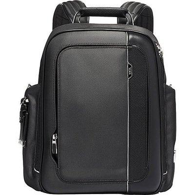 *型男必備~美國知名品牌Tumi 頂級商務系列Arrive Larson Backpack黑色後背包~超低價五折賠售