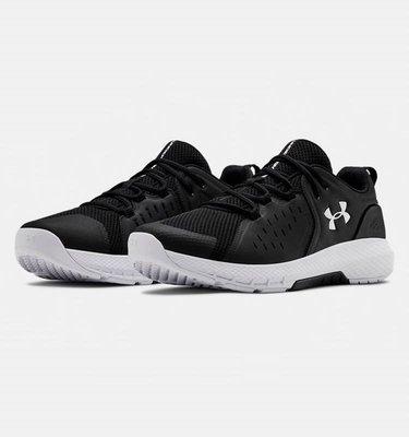 UNDER ARMOUR Charged Commit 2 訓練鞋 全新正品公司貨含運 現貨 3022027-001 UA 鞋款3雙再9折