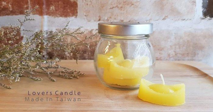 DIY圓形玻璃小胖瓶*1+小元寶蠟燭*3 【祭祀/供佛/法會/佛堂/道場專】