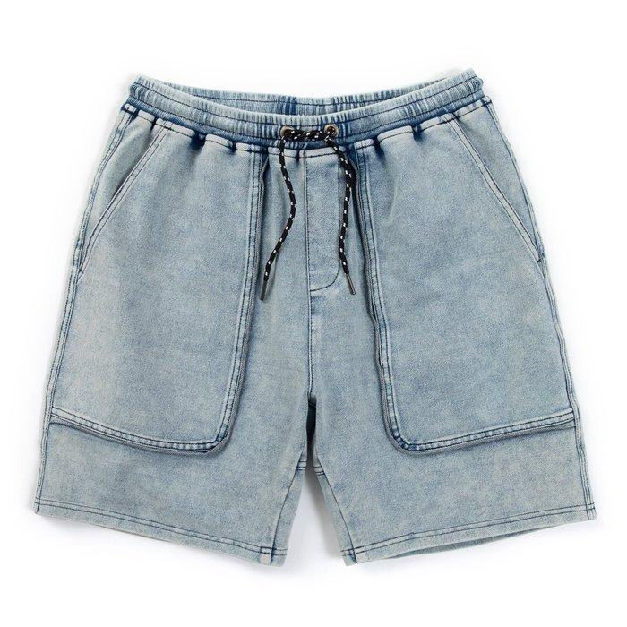 【Ad-lib Tainan】牛仔短褲(1845)