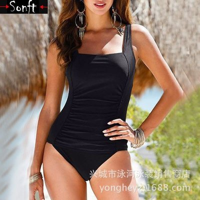 Ms swimming the river conservative big yards one-piece