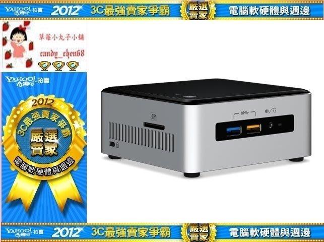 【35年連鎖老店】Intel NUC6i3SYH+intel 600P 128G+美光DDR4 2133*2有發票
