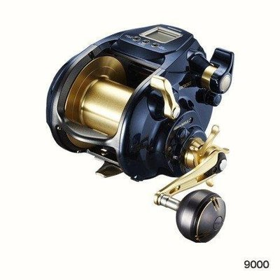 【NINA釣具】19年 SHIMANO BEAST MASTER 9000 電動捲線器