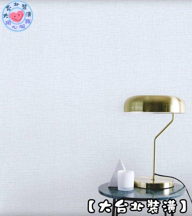【大台北裝潢】AC國產環保印墨壁紙* 仿織品淺色素色 銀迷宮線條(3色) 每支450元