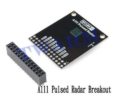 《德源科技》r) SparkFun 原廠 A111 Pulsed Radar Breakout 脈衝雷達突破
