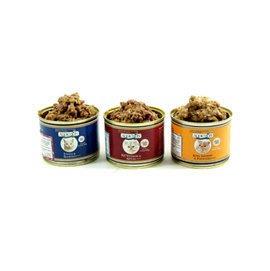 Ω永和喵吉汪Ω-紐西蘭ADDICTION 頂級主食罐 185g/185克 低敏感無穀貓罐WDJ推薦