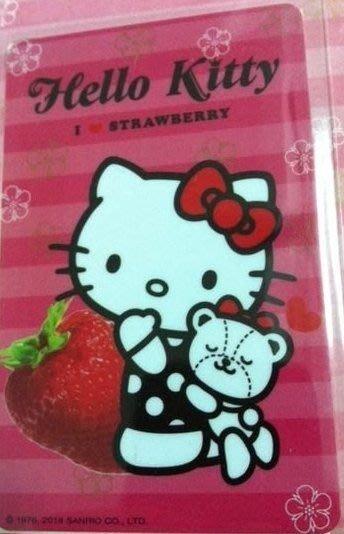 7-11 統一超商 三麗鷗 HELLO KITTY 草莓季悠遊卡