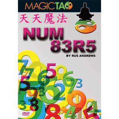 【天天魔法】【1284】數字(巴格拉斯手指版)(道具+教學)(Numbers by Rus Andrews)