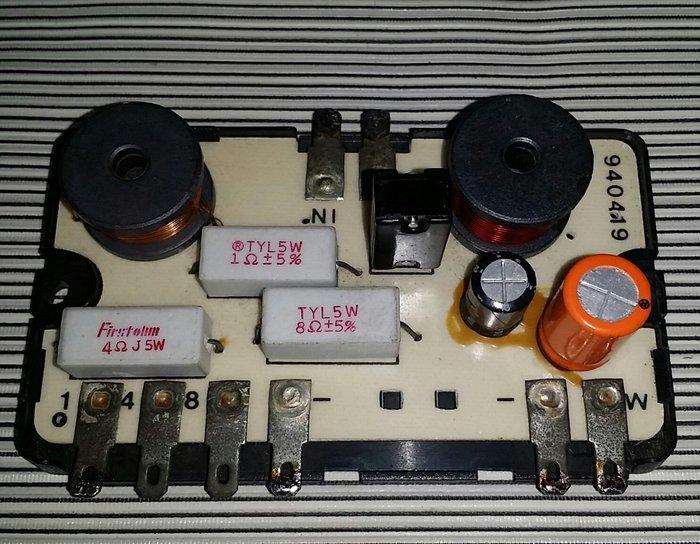 [已售出]兩音路分音器一對,拆機二手貨,附防塵盒。