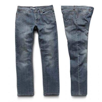 [CABAS滑板店] KR3W  K SLIM VINTAGE/BLUE  牛仔布料 │美國 單寧 窄版 直筒