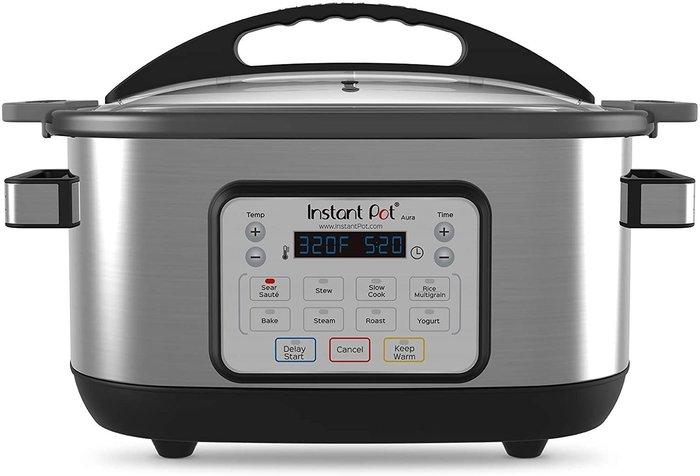 『代購』美國 Instant Pot Aura 6 Qt  10合1多功能電磁爐慢燉鍋  /代購女王/