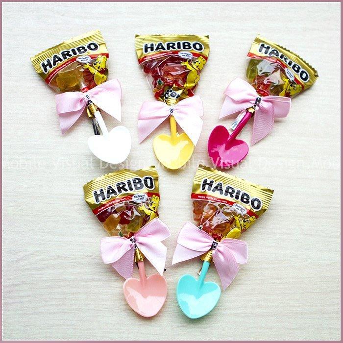 幸福鏟子「德國小熊軟糖」--生日分享/幼兒園活動獎品/二次進場婚禮小物棉花糖/送客喜糖/畢業典禮/來店禮/幸福朵朵