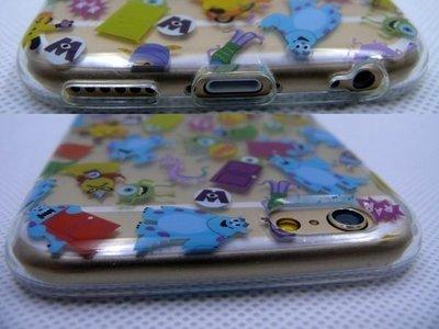 IPHONE6s 6s+ Monsters 怪獸大學公司單眼怪 大眼仔 單眼仔超薄軟殼