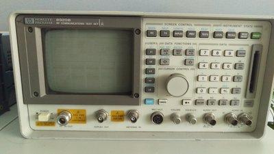 鼎瀚科技 專業儀器維修校正實驗室 高頻無線電綜合測試儀 HP 8920B