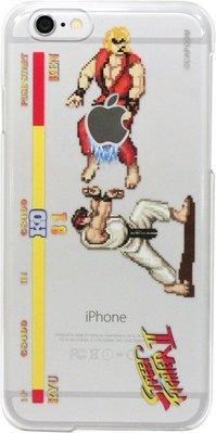 尼德斯Nydus~* 快打旋風 街頭霸王 Street fighter 透明 手機殼 4.7吋 iphone6 波動拳