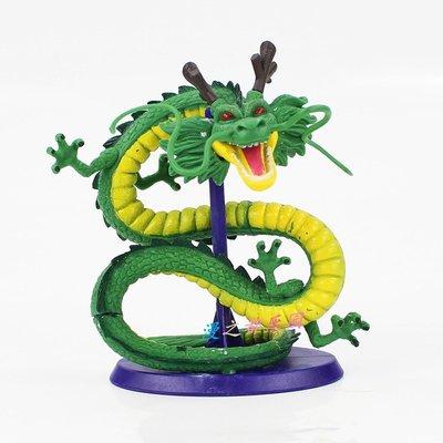 思思七龍珠模型擺件龍珠Z神龍手辦動漫神龍玩偶玩具蛋糕公仔裝飾用品