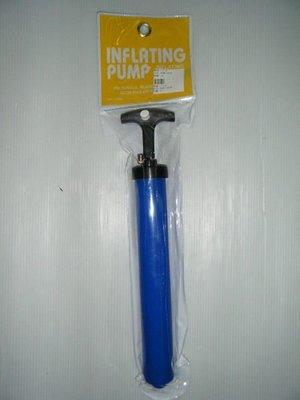 **新莊新太陽** INFLATING  PUMP 球類 打氣筒 使用簡單.攜帶方便 特價100