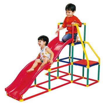 【智高 GIGO】我的健身房-雙滑梯組(#3604-CN) 3604