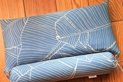 YEAHSHOP 頸椎枕圓形糖果枕圓柱護頸枕圓枕頭枕芯硬單人大人決明子蕎麥殼133602Y185