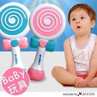 八號倉庫 玩具 兒童啟蒙音樂聲光棒棒糖安撫玩具【1B020Z923】