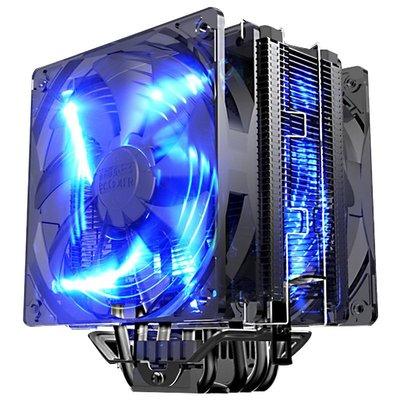 散熱器超頻三東海X6/X5/X4/X7 cpu散熱器am4臺式機電腦1150 1151 intel LGA1200 amd靜音cpu風扇 CRWJ