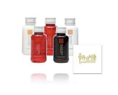 【曼谷A好康】 THANN 涵庭 香木 系列, 洗髮精, 潤髮乳, 香水乳液  隨身瓶