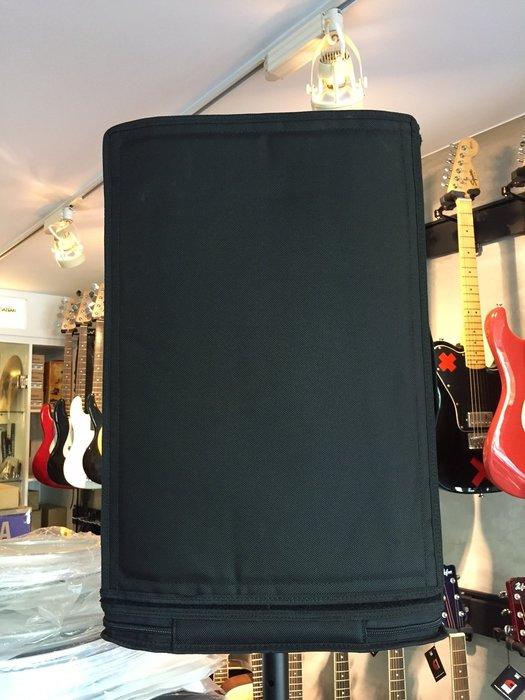 【六絃樂器】全新台灣製 Yamaha DXR15 喇叭保護套 防水套*2 / 舞台音響設備 專業PA器材