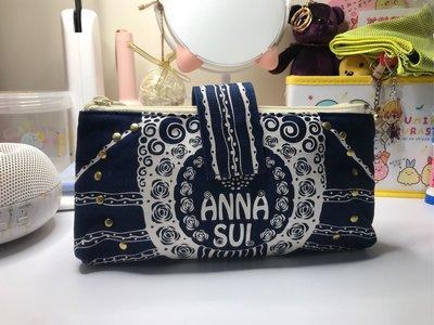 Anna Sui 雙層化妝包
