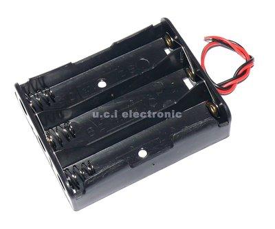 【UCI電子】(17-4) 18650電池盒3節電池盒 並聯 充電座 18650電池盒帶線