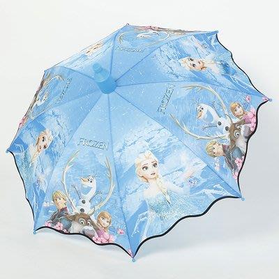 FuNFang_兒童兒童卡通自動傘 冰雪奇緣蜘蛛人