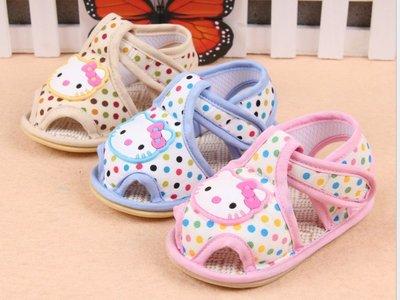 九號小舖 - 可愛 寶寶鞋 嬰兒鞋 學步鞋 涼鞋
