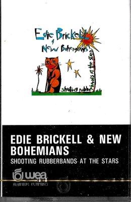 Edie Brickell & New Bohemians / 用橡皮圈射星星(原版錄音卡帶.全新未拆封)