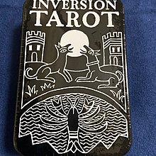 【馨閣塔羅】逆色塔羅牌Inversion Tarot鐵盒裝 正版現貨