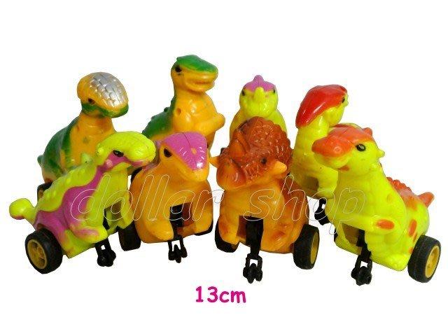 寶貝玩具屋二館☆【獎勵】超酷按壓恐龍(按壓會向前跑的酷恐龍)單入