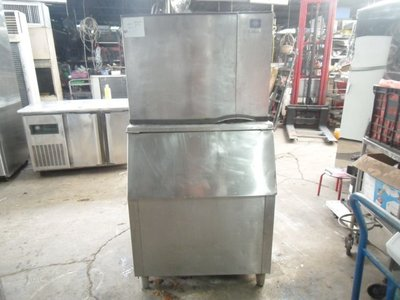 543二手貨-二手 海豚牌 600磅 製冰機 方塊冰