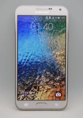 @@4G手機大特價@@雪白三星四核心 SAMSUNG GALAXY E7 智慧型手機..大螢幕.所有門號都可用..亞太可