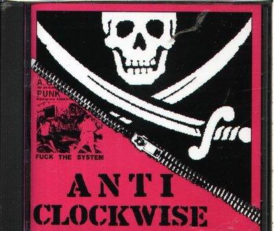 K - ANTI CLOCK WISE 反時計回り - 日版 反時計回廻