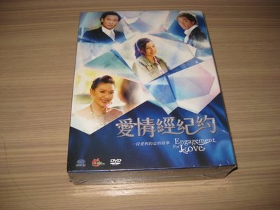 台灣偶像劇《愛情經紀約》DVD (全15集) 杜德偉 許紹洋 林孟瑾 梁心碩