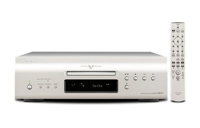 ㊑DEMO影音超特店㍿日本DENON DCD-SX11 SACD/CD播放機 附中說