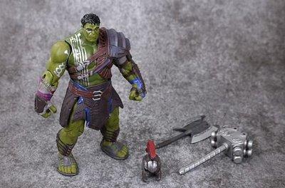 Marvel Hulk 漫威正版角斗士綠巨人浩克雷神3男禮物 S006 2122019