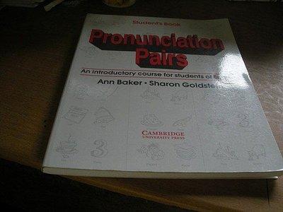 買滿500免運/崇倫《 Pronunciation Pairs: An Introductory Course fo》