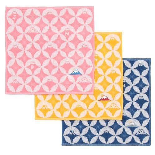 富士山毛巾手帕