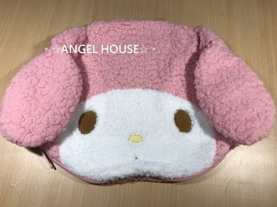 。☆ANGEL HOUSE☆。日本進口**melody 美樂蒂**雲朵綿綿頭型抱枕套061