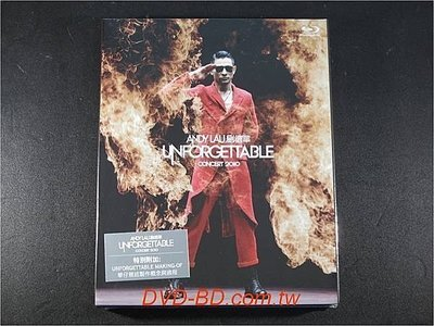[藍光BD] - 劉德華 : 出道30週年紅磡演唱會 unforgettable concert 2010